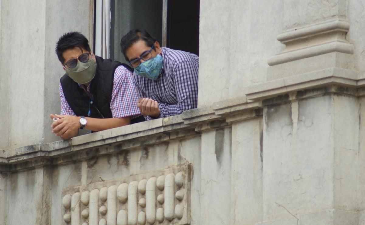 Acumula Oaxaca 12 mil 878 contagios por coronavirus; suman mil 212 fallecimientos