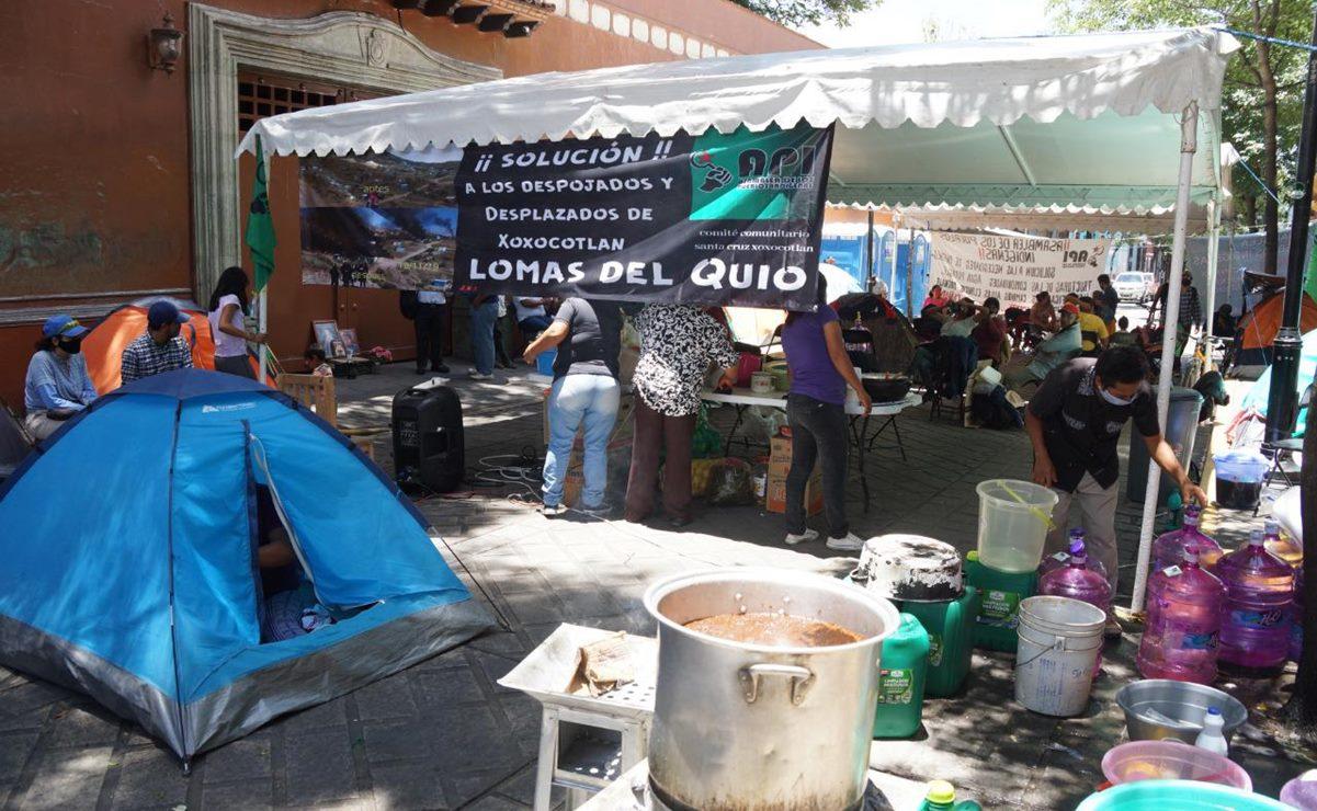 Oaxaca ocupa segundo lugar en desplazamiento forzado; mil 71 personas dejaron su comunidad