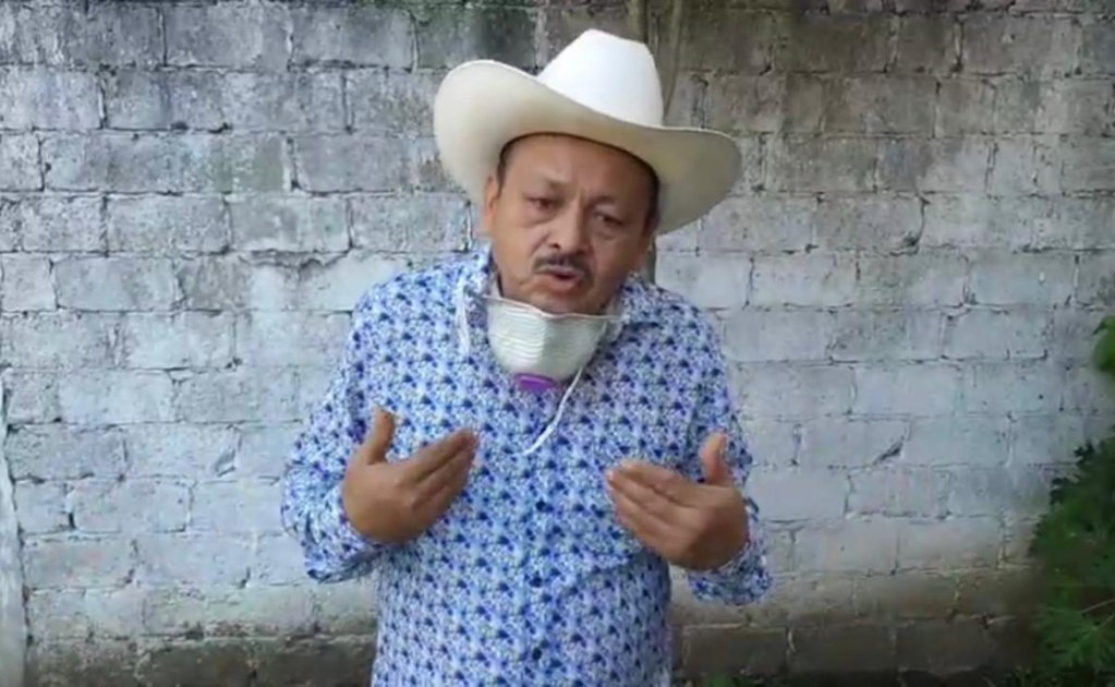 Edil de Loma Bonita da a conocer que está amenazado de muerte