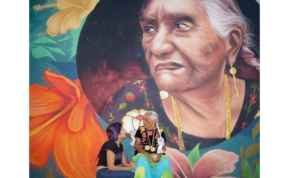 """""""Es necesario decirle a las niñas indígenas que hay lugares en la ciencia y deben tomarlos"""""""