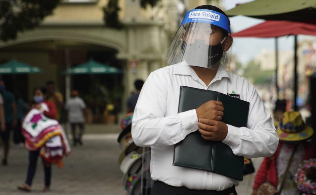 Rebasa Oaxaca los 13 mil contagios de Covid-19; suma mil 224 muertes
