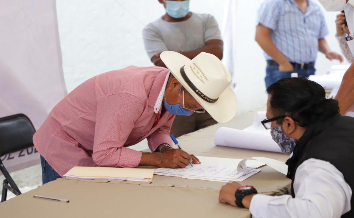 Firman acuerdo para poner fin a cuatro conflictos agrarios; suman 41 conciliaciones