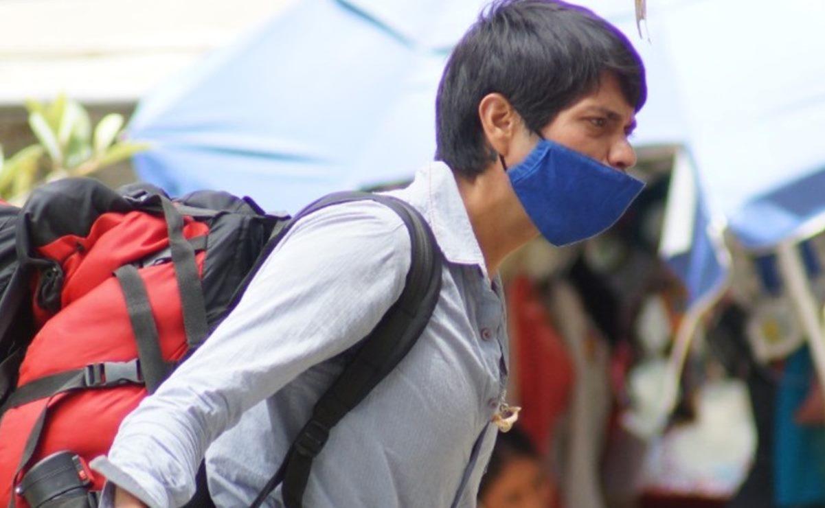 Registra Oaxaca siete casos nuevos por coronavirus; hay 13 mil 90 contagios y mil 235 muertes
