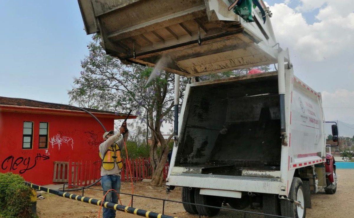 La basura también contagia: pandemia deja 100 toneladas de desechos Covid-19 al mes
