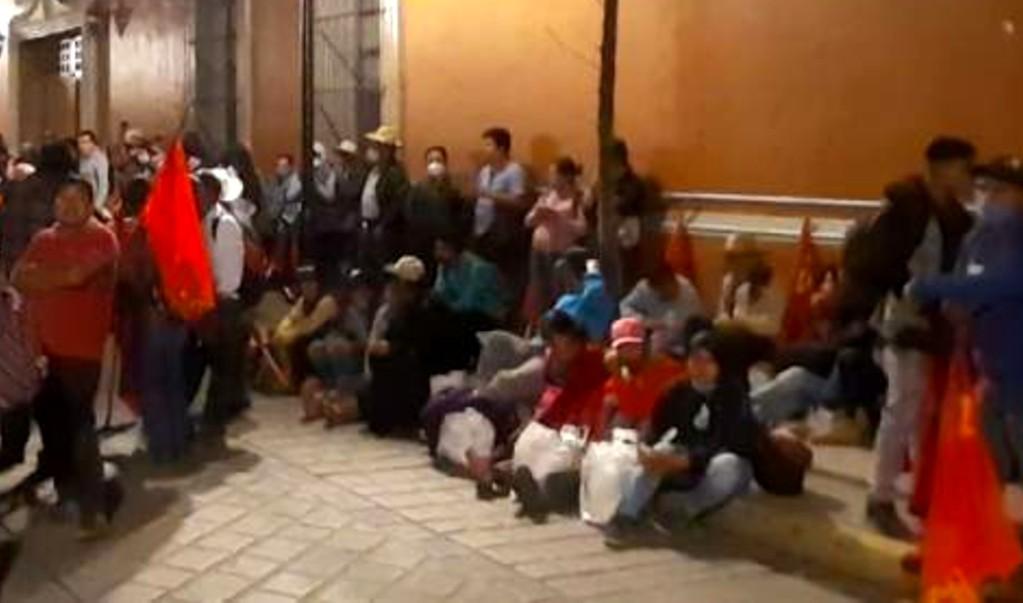 """Condenan Sección 22 y MULT asesinato de líder social; """"buscan infundir miedo"""", señalan"""