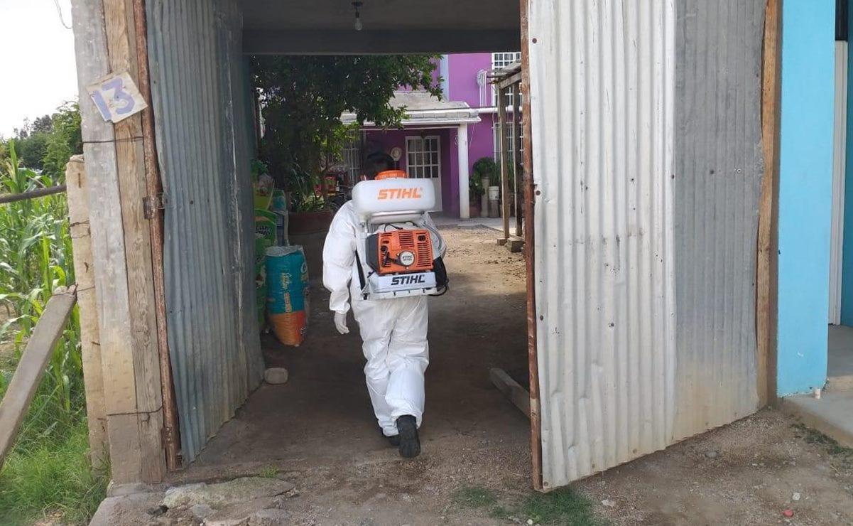 Blinda San Sebastián Tutla sus accesos y refuerza medidas contra contagios por Covid-19