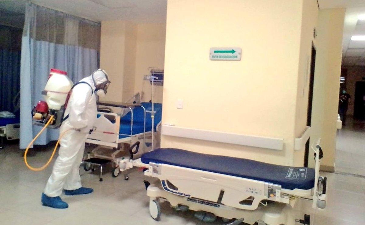 Angustia y depresión: brote de Covid fracturó salud emocional de personal en hospital de Juchitán