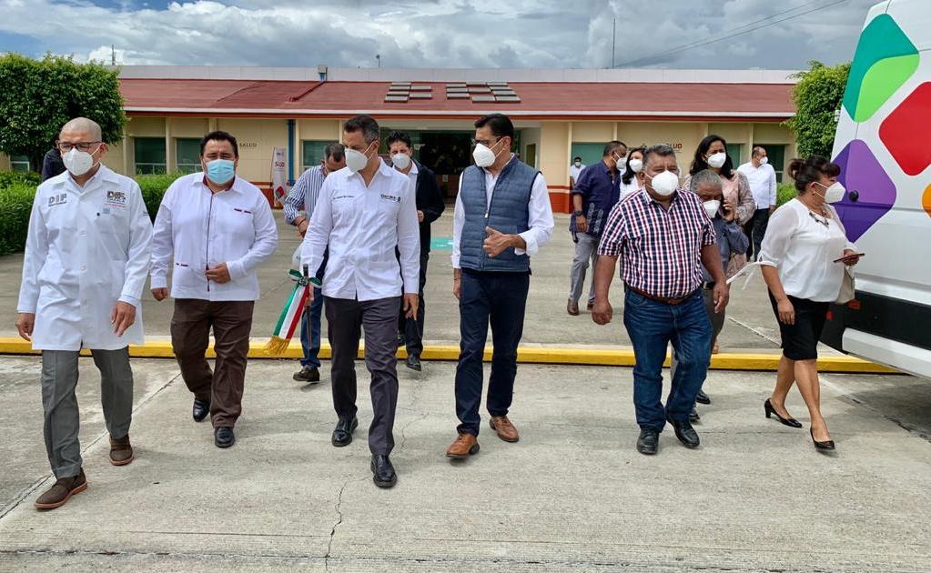 Tras 15 años, regularizan predios de la zona de hospitales en San Bartolo Coyotepec