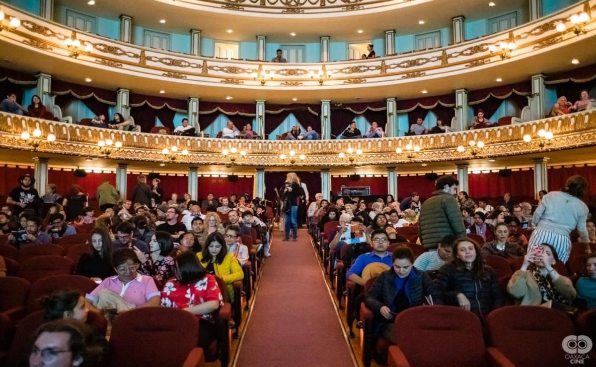 Oaxaca Cine se muda a internet para sobrevivir a nueva normalidad