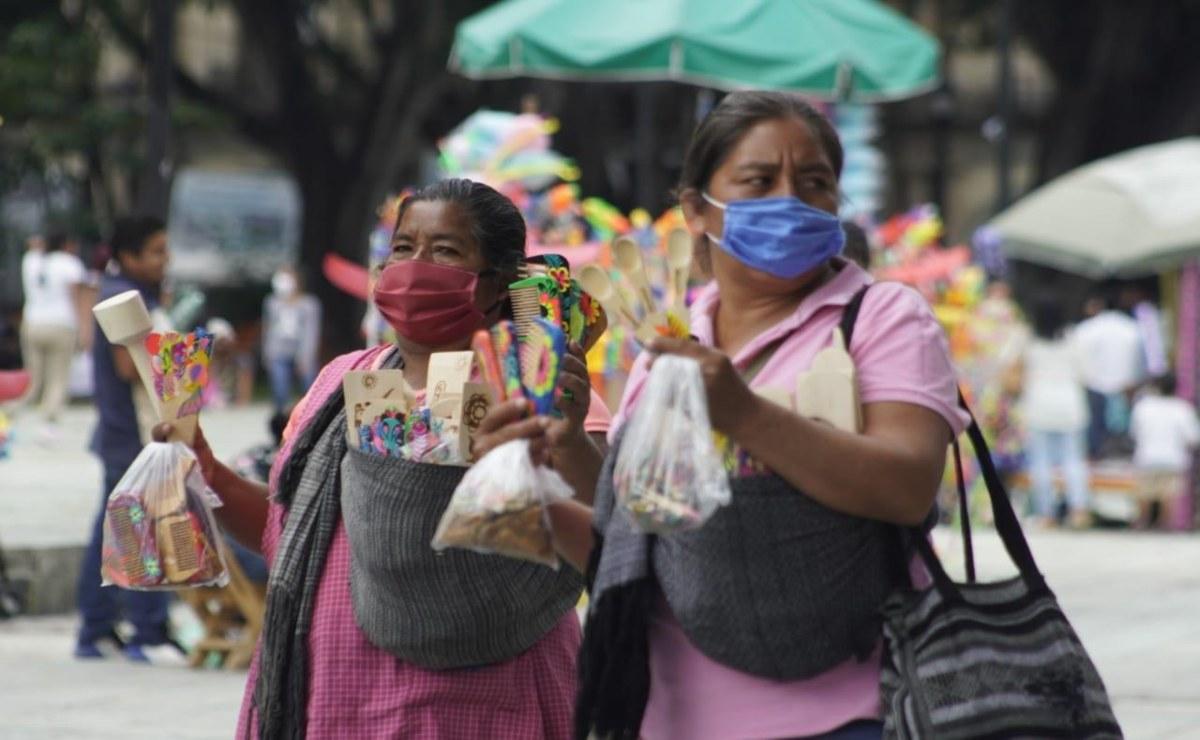 Virus que provoca Covid-19, activo en 78 municipios de Oaxaca