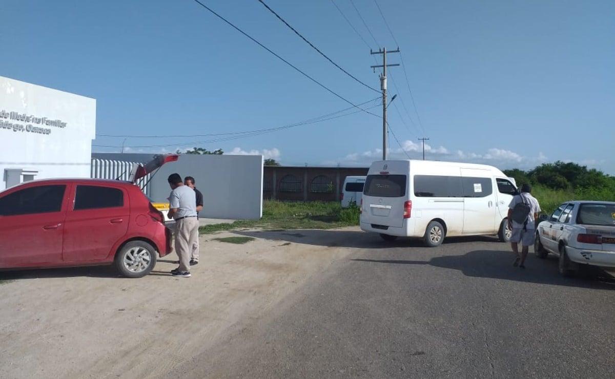 Con bloqueos, transportistas de Unión Hidalgo y Juchitán exigen reconstrucción de carretera