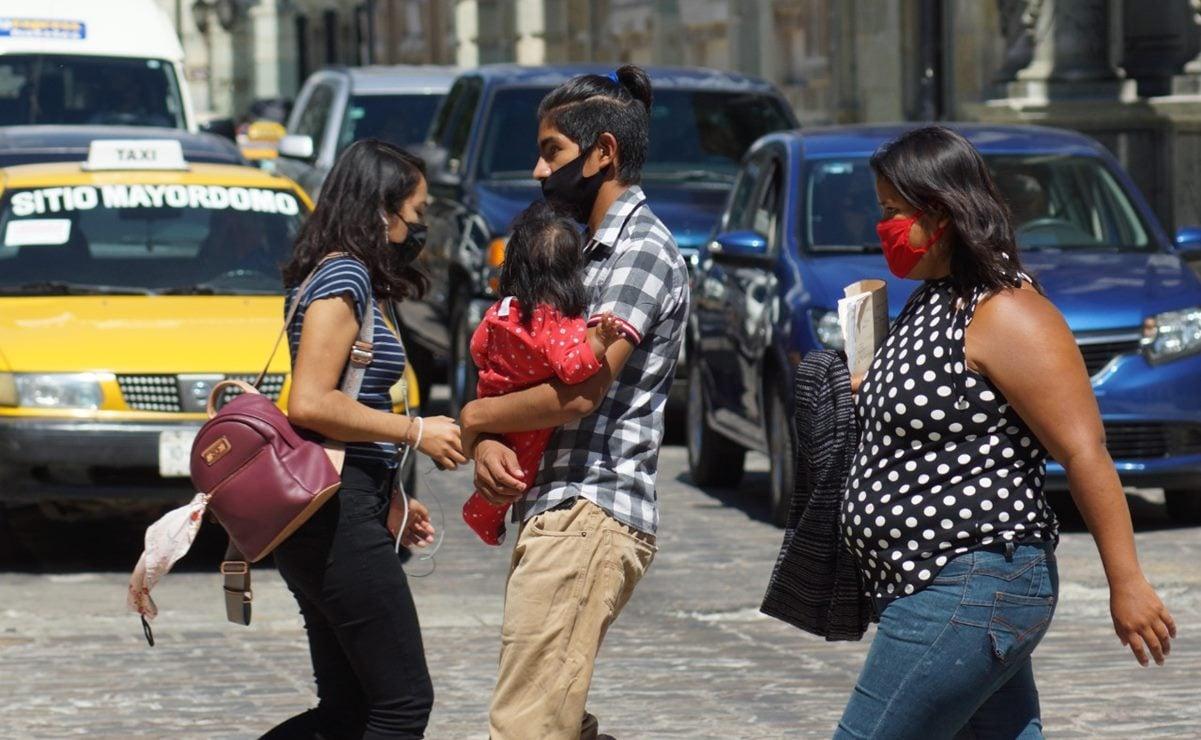 Suma Oaxaca 13 mil 807 contagios por coronavirus y mil 286 muertes
