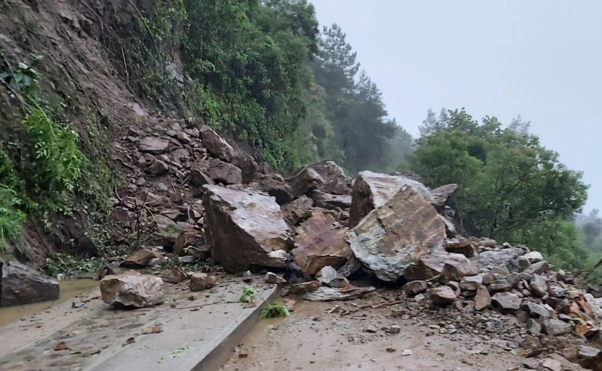 Emiten Declaratoria de Emergencia para 7 municipios tras afectaciones por lluvias