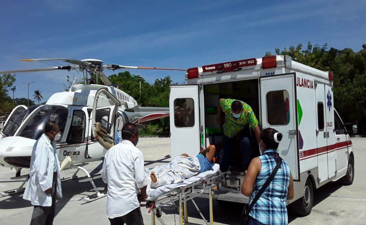 Atacan a doctora mientras daba consulta en una clínica de Putla; le dispararon a la cabeza