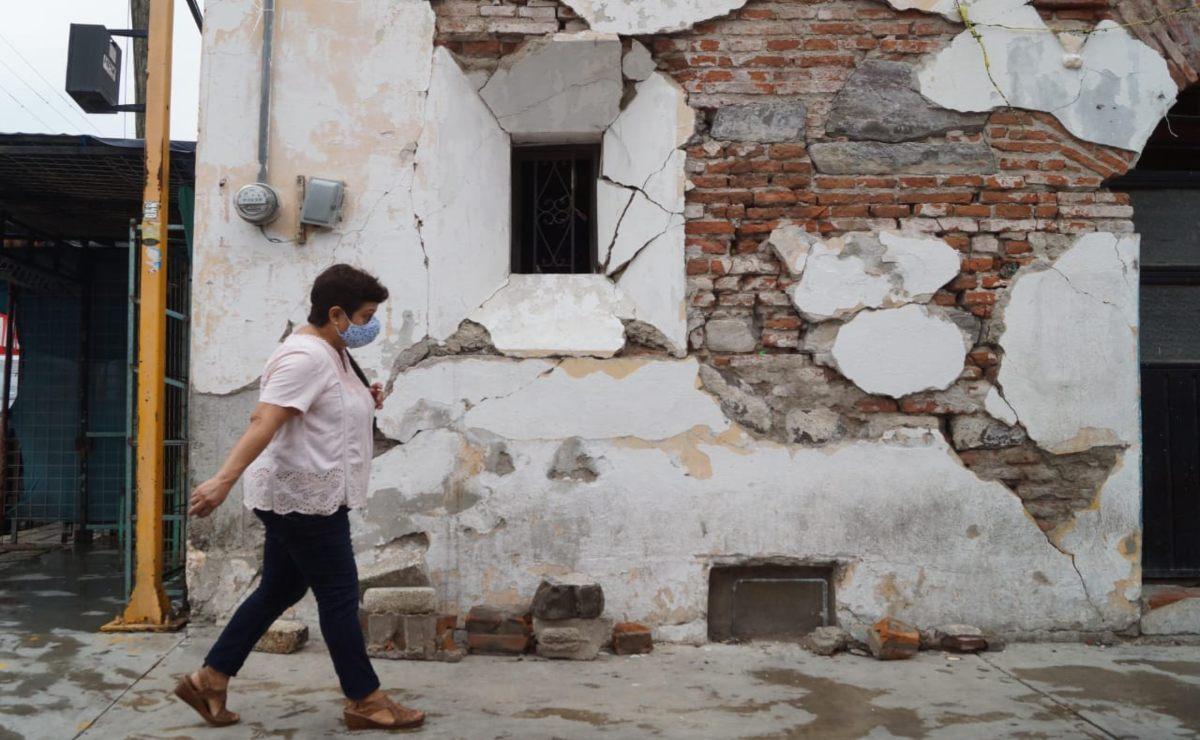 """""""Presidente, a 3 años de los sismos, aún vivimos una crisis multifactorial"""": red de damnificados"""