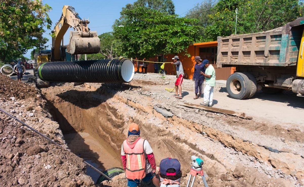 Anuncia edil de Juchitán protesta en la capital para exigir recursos para rehabilitar red de drenaje
