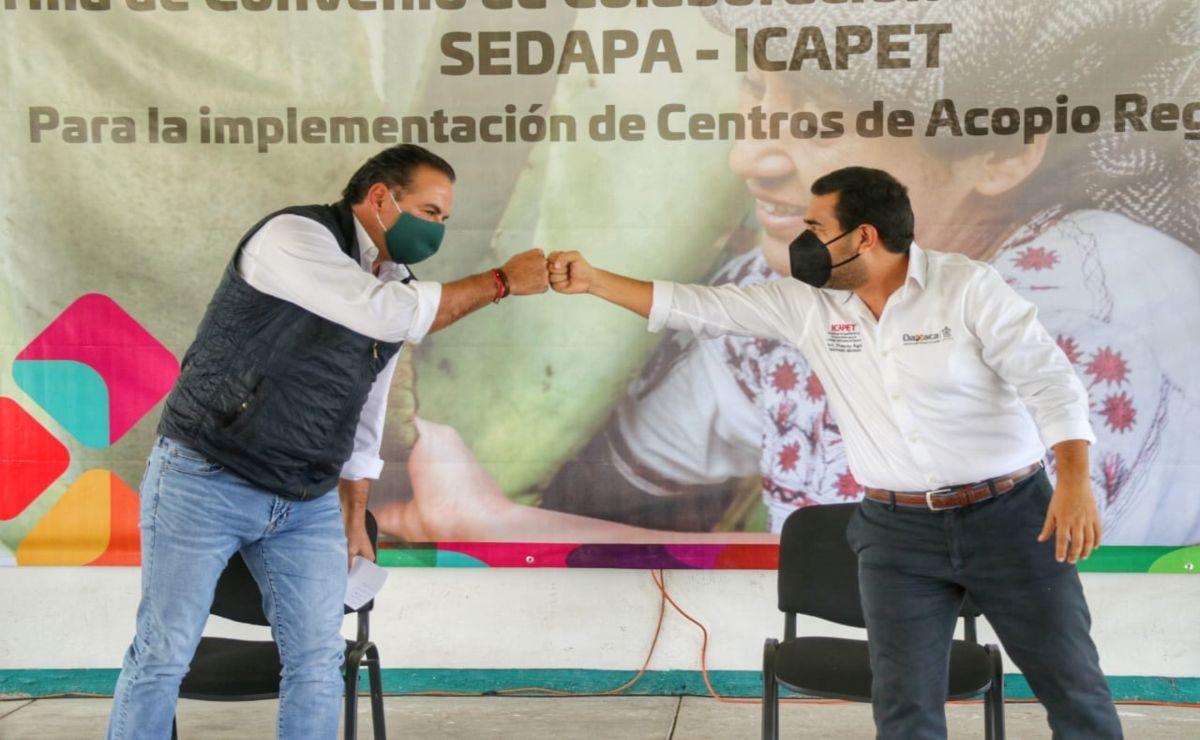 Implementarán Centros de Acopio Regionales para garantizar seguridad alimentaria en pandemia