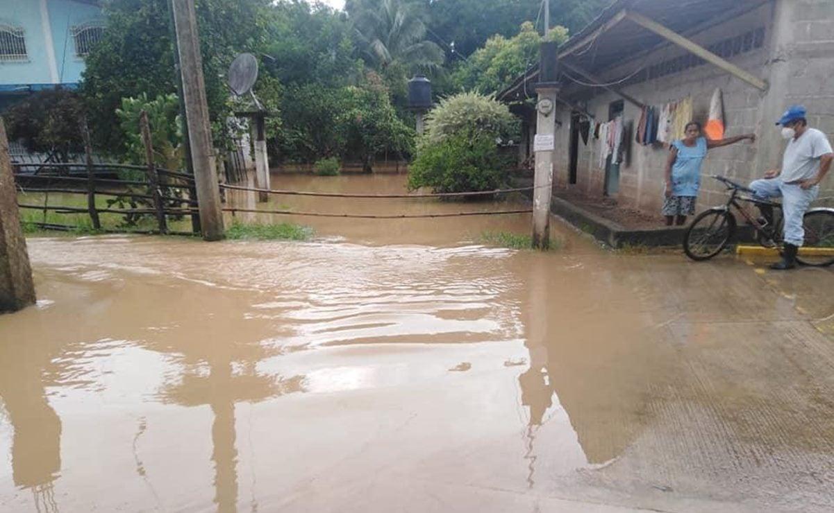 Pide Congreso declaratoria de desastre natural en municipios de la Cuenca tras lluvias por Nana