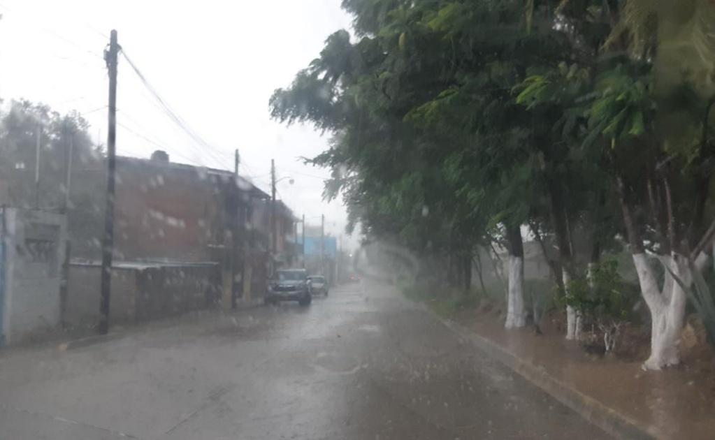 Muere joven por caída de un rayo durante tormenta; lluvias han causado 6 decesos