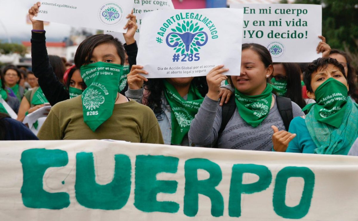 Ante protestas en organismos de Derechos Humanos, DDHPO reconoce lucha feminista en Oaxaca