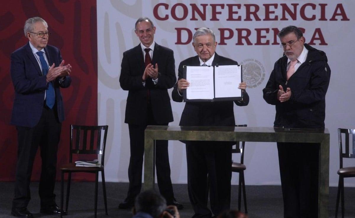 AMLO envía hoy al Senado solicitud de consulta para enjuiciar a expresidentes
