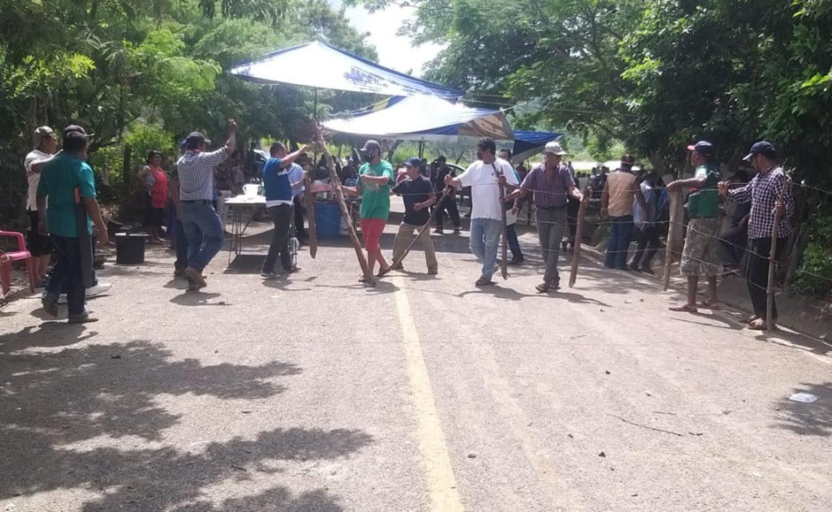 Tras tres semanas, llegan agencias de San Miguel Chimalapa a acuerdo sobre recursos y retiran bloqueo