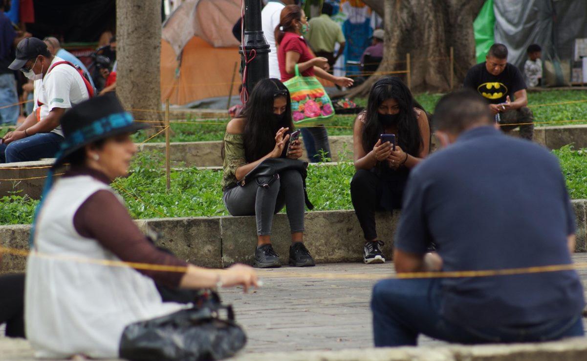 Alcanza Oaxaca 15 mil 96 contagios por Covid-19; suma mil 376 muertes en pandemia