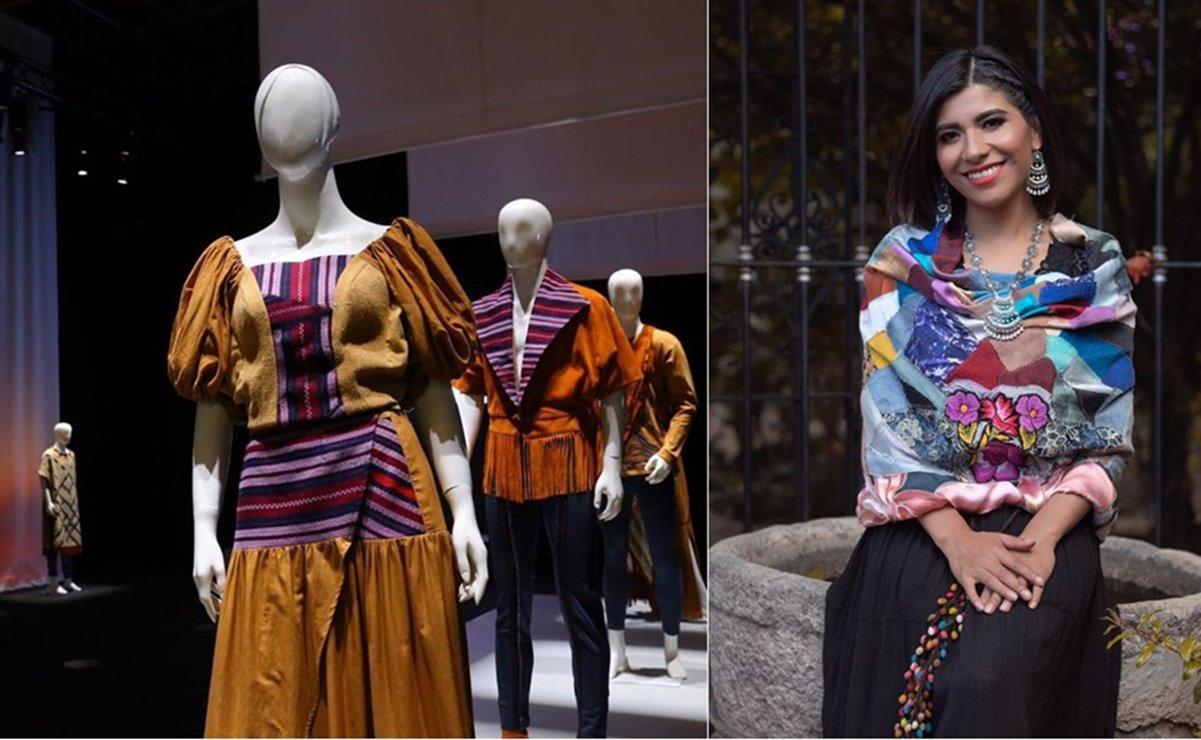 Conoce a Suilma, diseñadora ayuujk y la única mujer indígena en  el evento internacional Intermoda