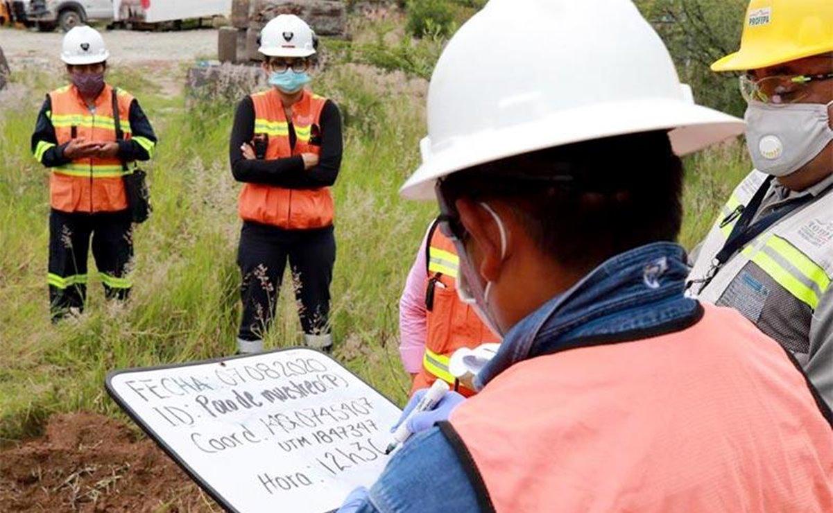 Exigen a Semarnat negar solicitud de minera para continuar con exploración en San José del Progreso