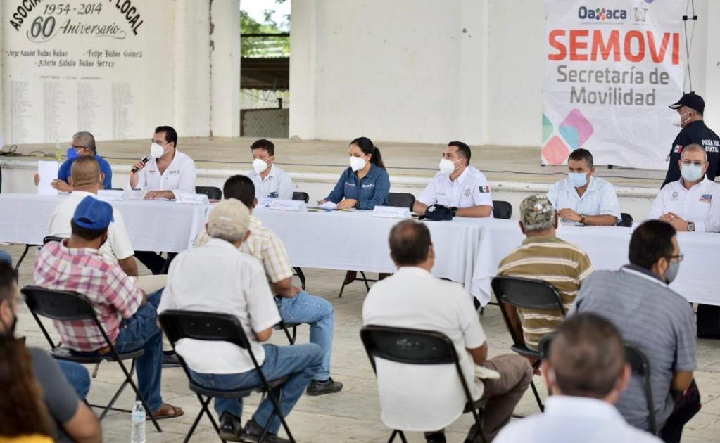 Continúa reordenamiento y lucha contra transporte ilegal en la Costa: Semovi