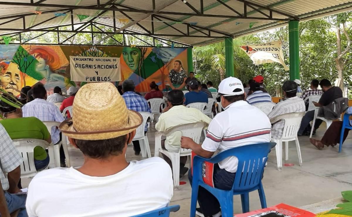Comunidades Oaxaca y 5 estados denuncian cobros excesivos de la CFE y criminalización de usuarios en resistencia