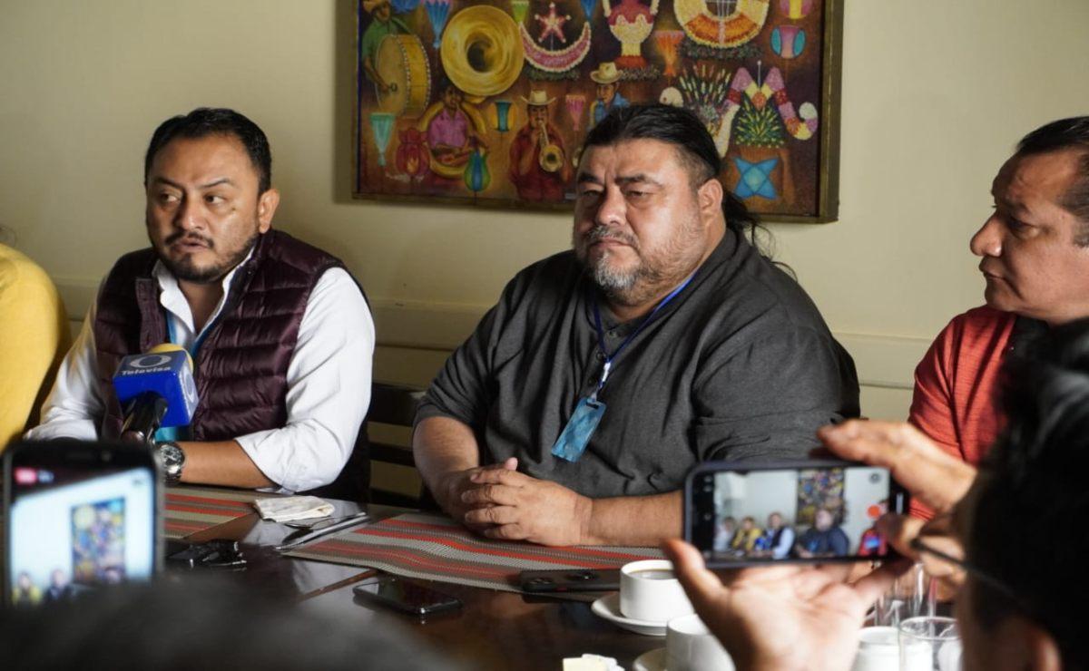Cúpula de Morena ya palomeó a Muñoz Ledo y Citlalli Hernández para dirigencia: Flavio Sosa