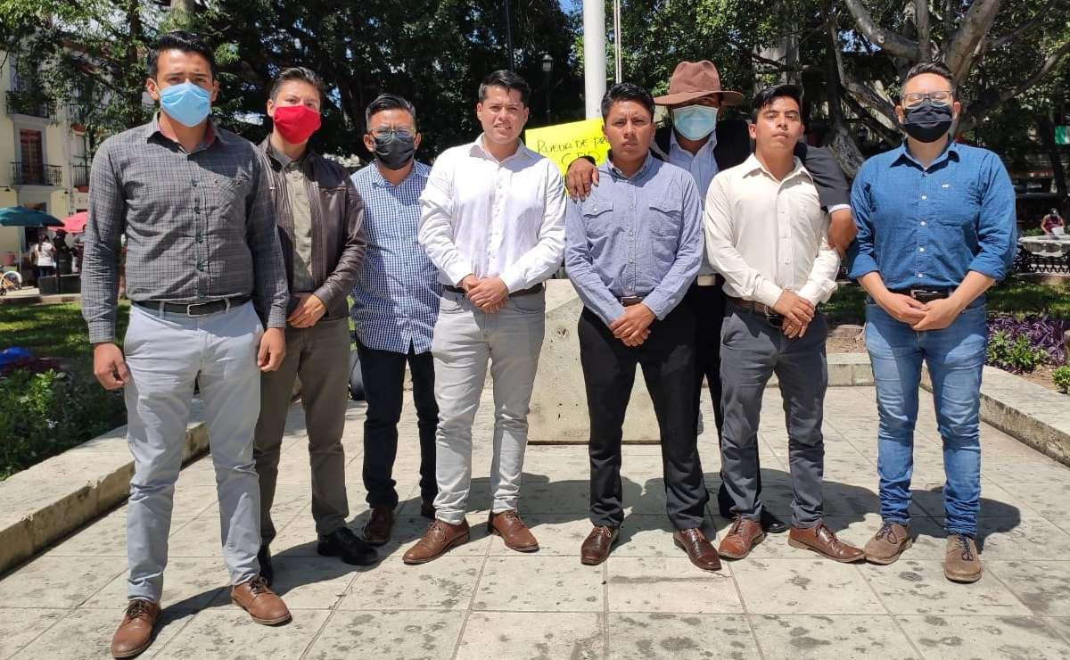Presentarán ciudadanos iniciativa de reforma para reducir presupuesto a partidos en Oaxaca