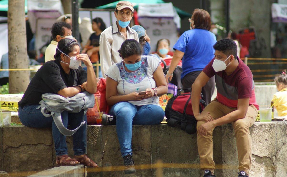 Acumula Oaxaca 15 mil 802 contagios y mil 411 muertes por Covid-19; hay 573 casos activos
