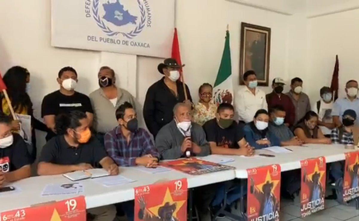A un mes del asesinato de Tomás Martínez, líder del FPR denuncia ningún avance en investigaciones