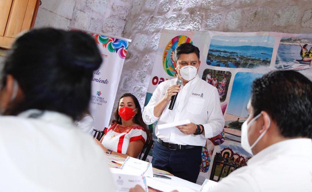 Pactan Pueblos Mágicos de Oaxaca actividades conjuntas para incentivar turismo frente a pandemia