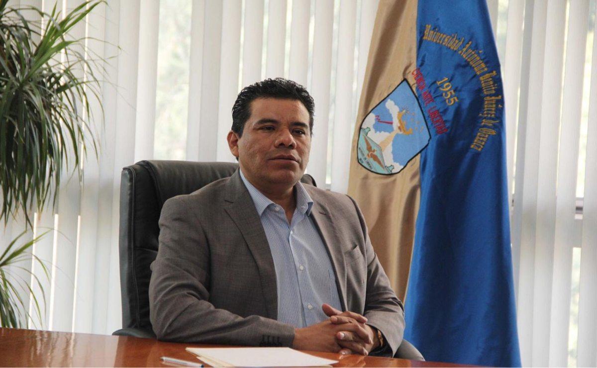 Advierte rector de la UABJO que su periodo no puede extenderse más allá de 2020