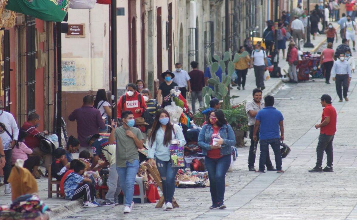 Persiste aumento de casos de Covid-19 en la capital oaxaqueña; concentra 196 de 643 activos