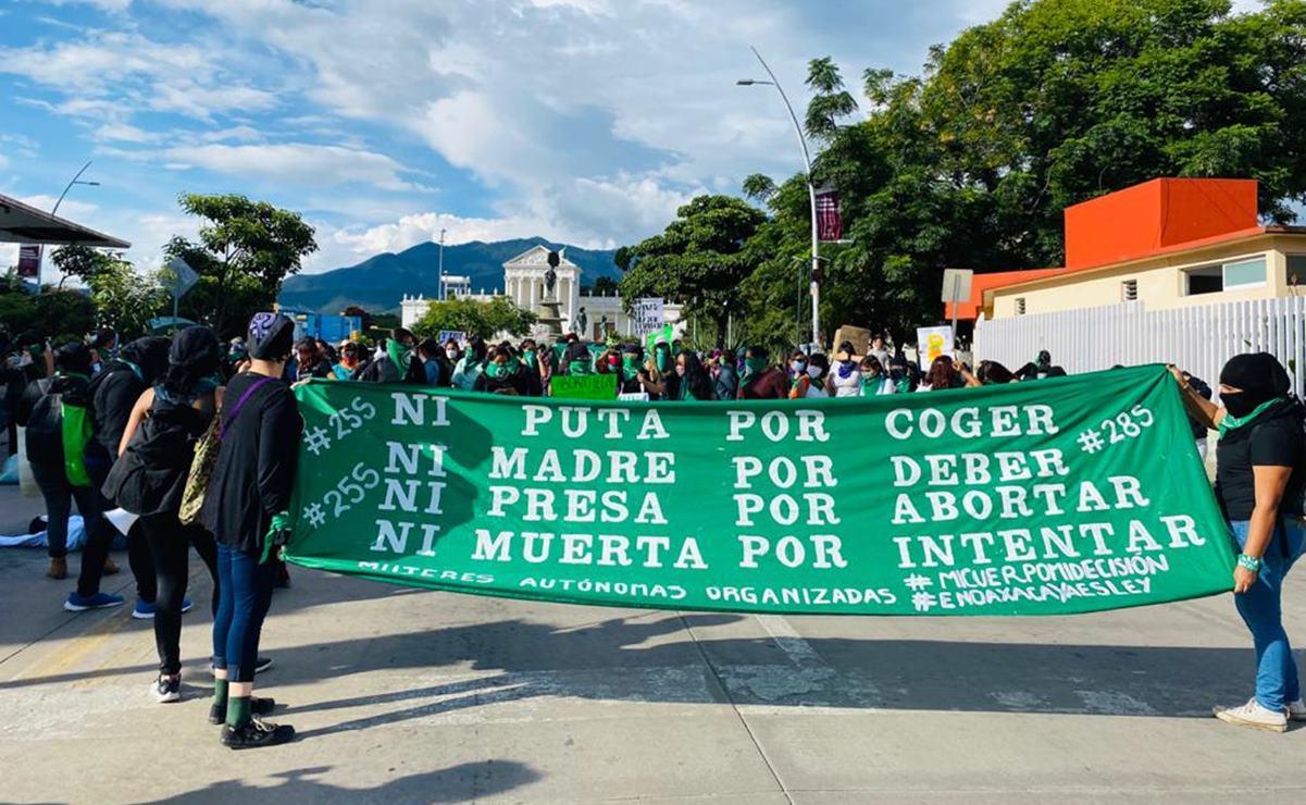 Tras la despenalización en Oaxaca, cuatro estados han rechazado el aborto legal