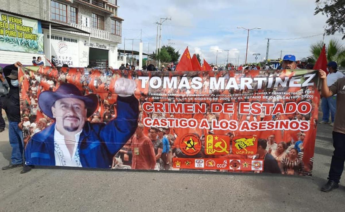 Urge CNDH identificar y presentar ante la justicia a culpables por el asesinato de líder del FPR