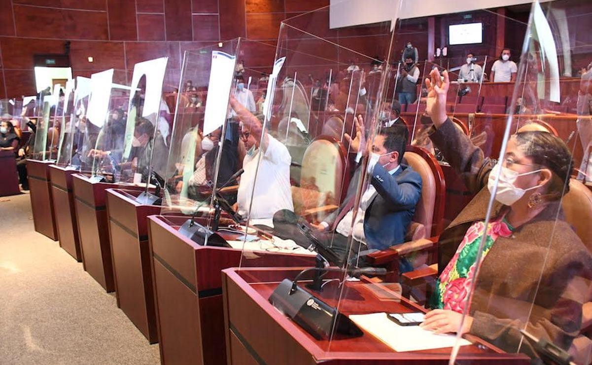 Exhortan diputados a ayuntamiento capitalino suspender venta de terreno en cerro del Crestón