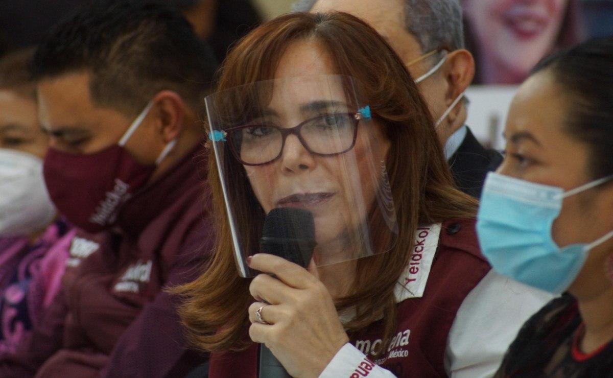 """Acusa Polevnsky a presidente interino de Morena de """"ensuciar"""" elección interna y afectar su nombre"""