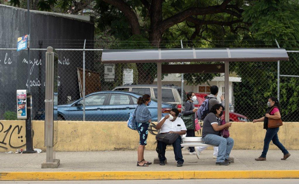 Covid-19: Oaxaca suma 17 mil 245 contagios y mil 460 fallecimientos; se mantiene en amarillo