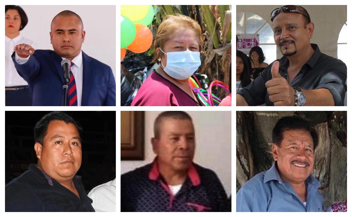 Por ejercer violencia política, estos 6 ediles de Oaxaca no podrán buscar su reelección en 2021