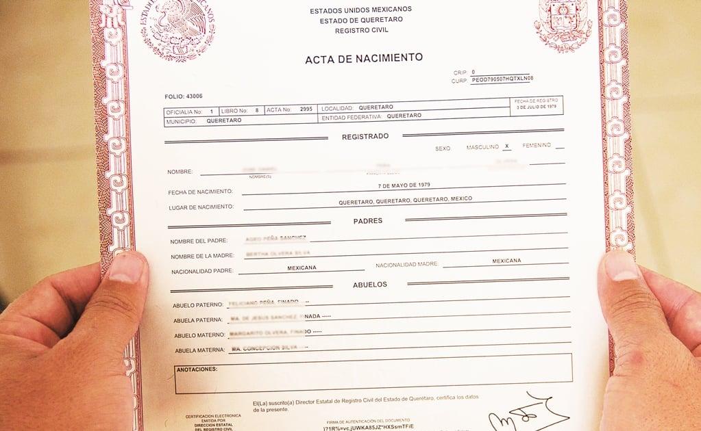 ¿Cómo tramitar mi acta de nacimiento 2020 en Oaxaca?
