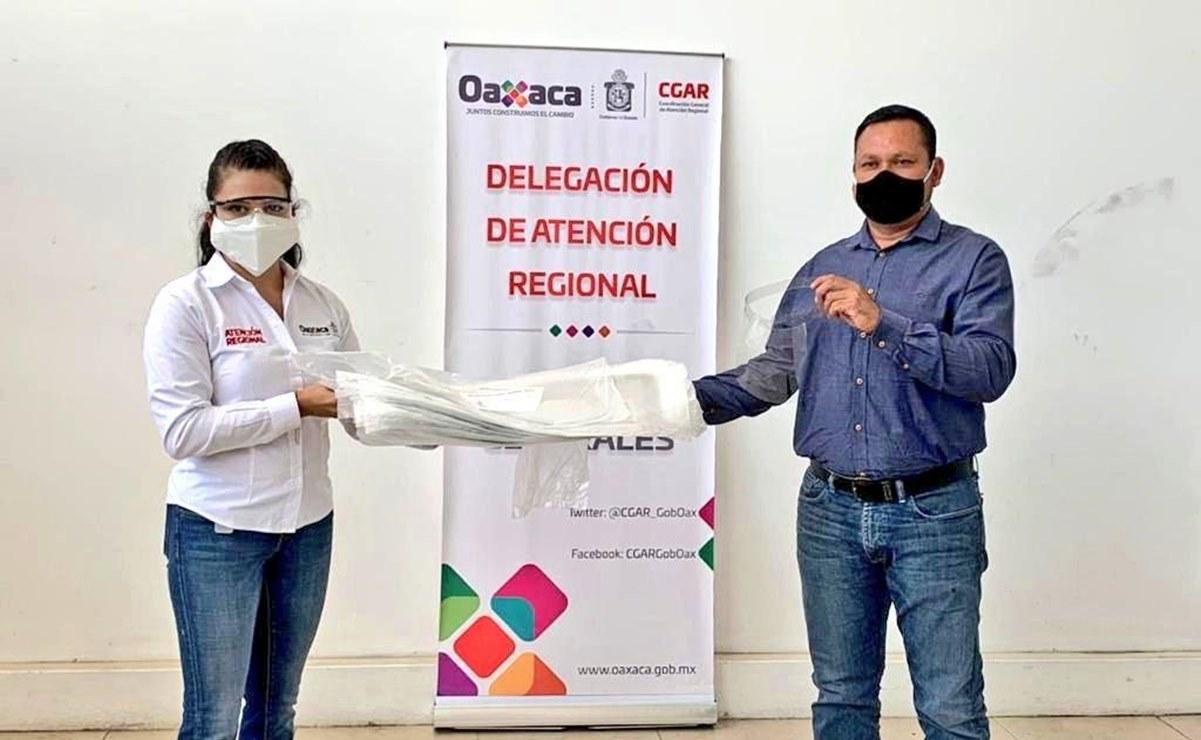 Ayuntamiento de San Pablo Etla suspende actividades por riesgo de Covid-19