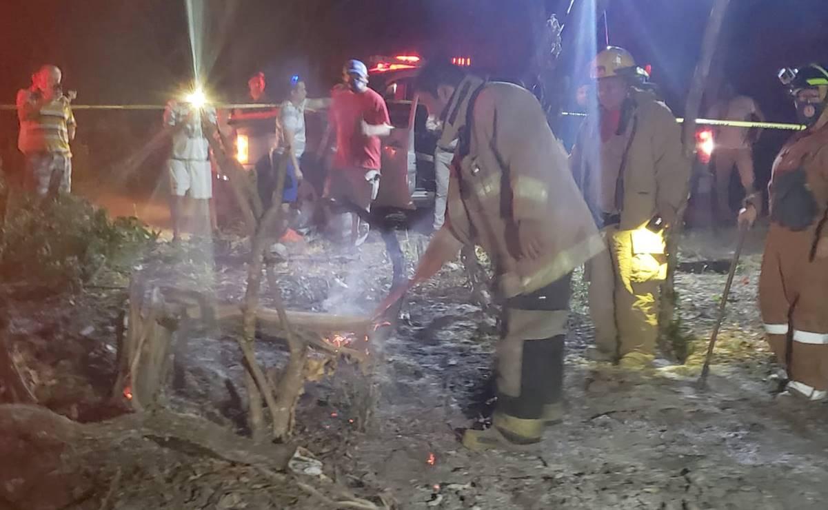 Reportan avistamiento de presunto meteorito en Nuevo León