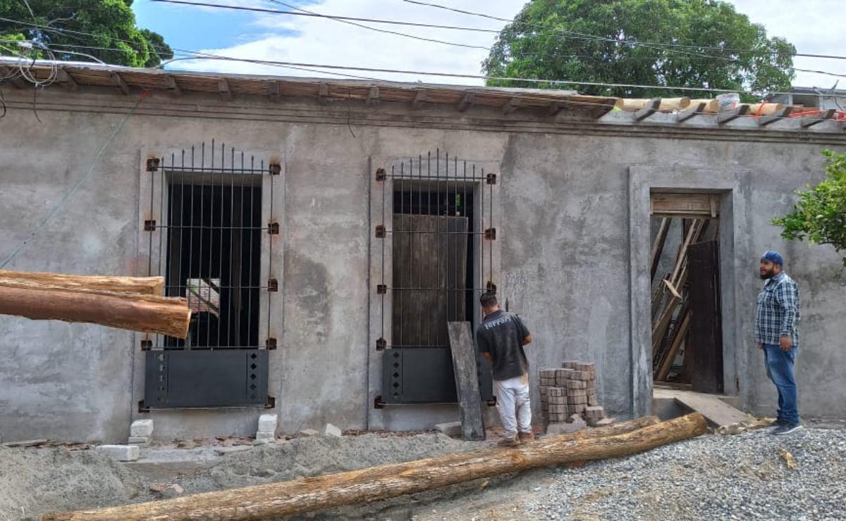 Piden al INAH que supervise reconstrucción de recintos en Juchitán, acusan irregularidades