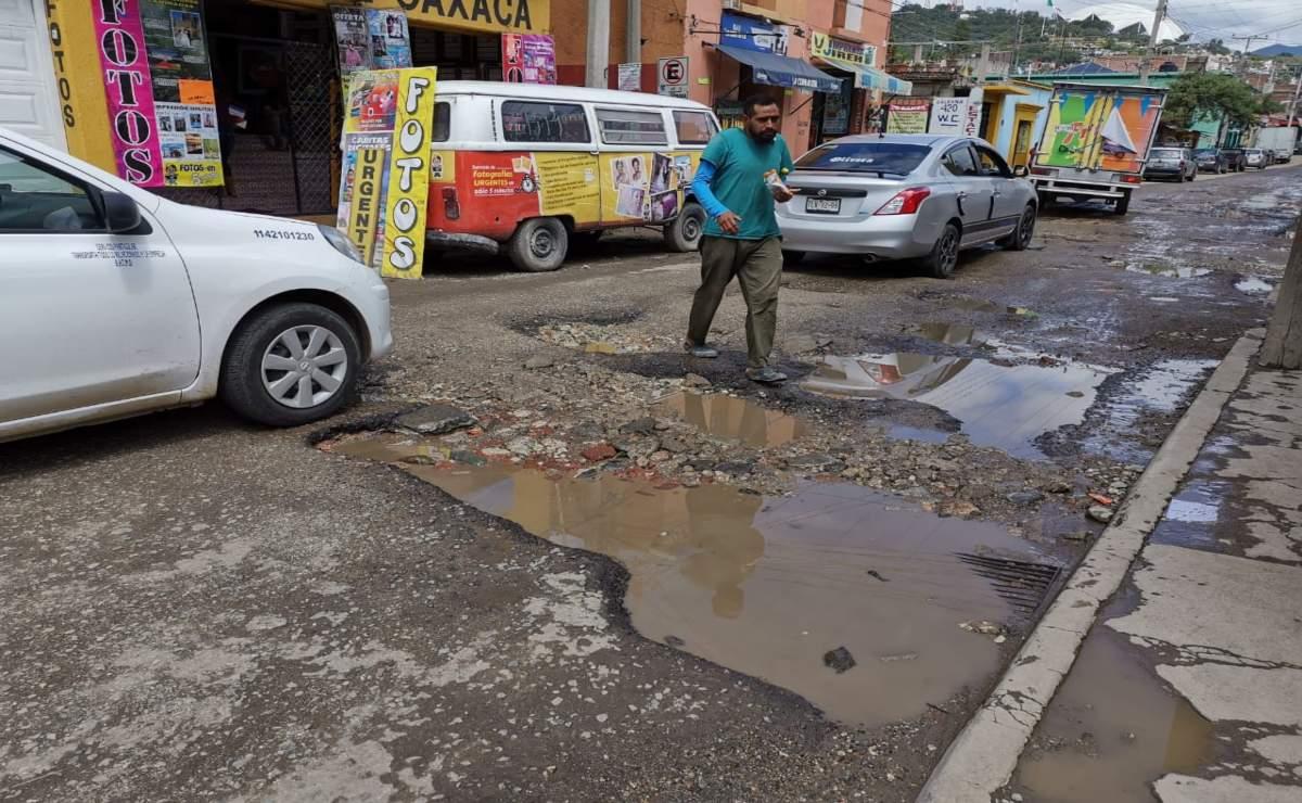Vecinos de la zona sur del Centro Histórico presentan queja ante Defensoría contra García Jarquín