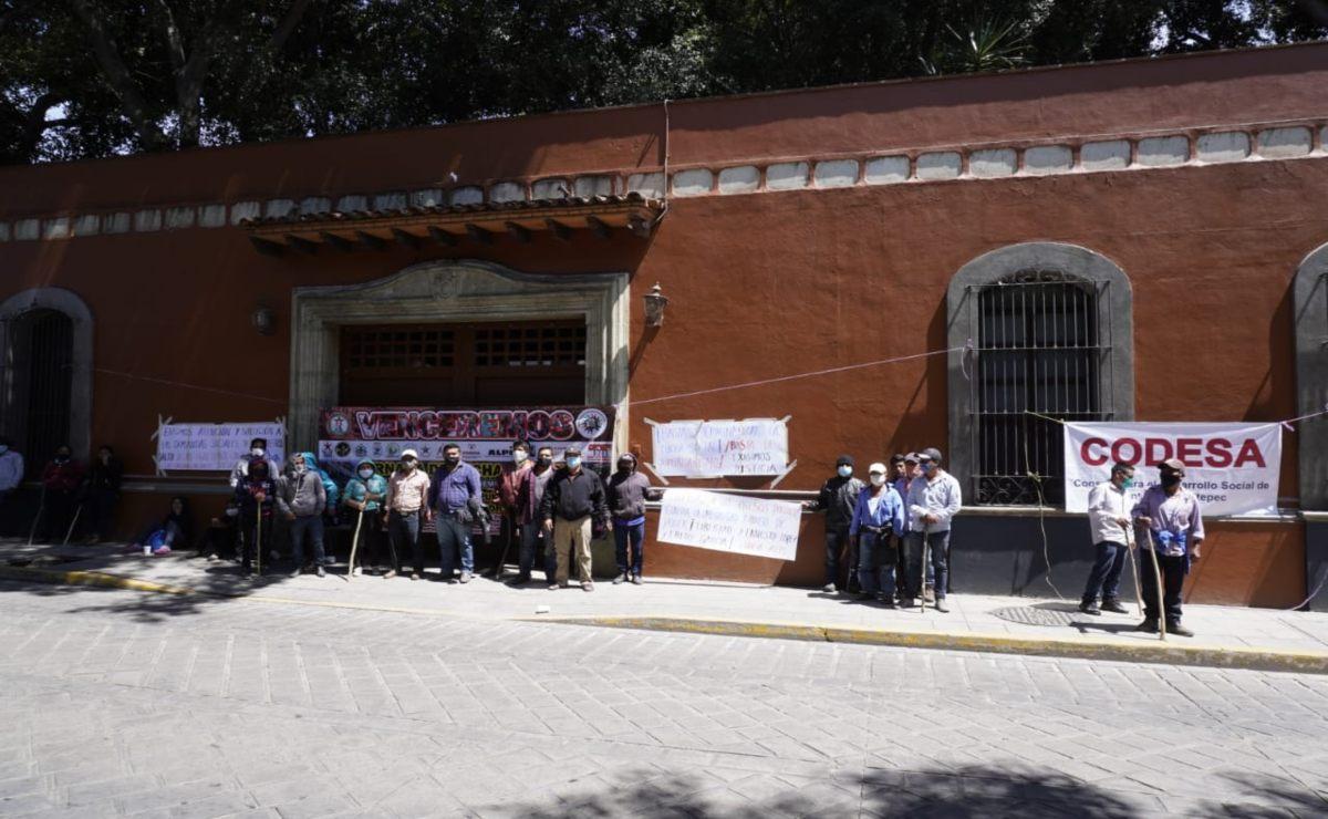 Suman 31 campesinos de Yosoñama asesinados por conflicto con San Juan Mixtepec, en la Mixteca